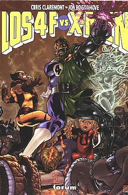 Los 4 Fantásticos vs. X-Men