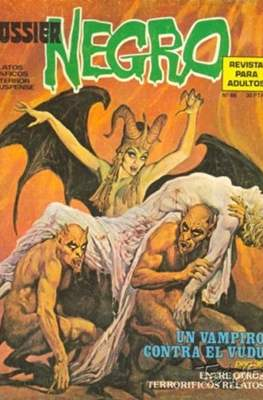Dossier Negro (Rústica y grapa [1968 - 1988]) #66