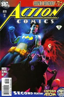 Action Comics Vol. 1 (1938-2011; 2016-) (Comic Book) #879