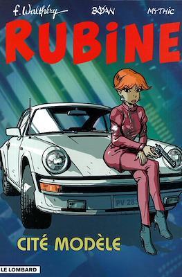 Rubine (Cartoné 46pp) #9