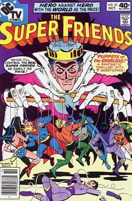 Super Friends Vol.1 (1976-1981) (Grapa, 32 págs.) #25