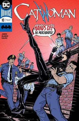 Catwoman Vol. 5 (2018-...) (Comic Book) #10