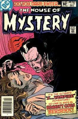 The House of Mystery (Grapa) #299