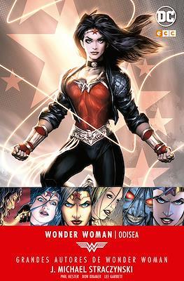 Grandes Autores de Wonder Woman: J. Michael Straczinsky. Odisea