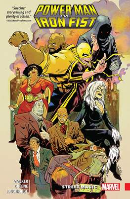 Power Man and Iron Fist Vol. 3 (2016) (Softcover 112-120-136 pp) #3