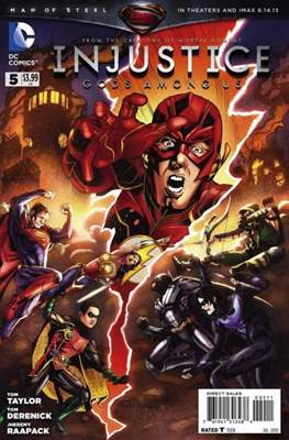 Injustice: Gods Among Us (Cómic-Book) #5