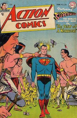 Action Comics Vol. 1 (1938-2011; 2016-) (Comic Book) #200