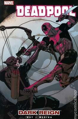 Deadpool (2008-2012) (Softcover) #2