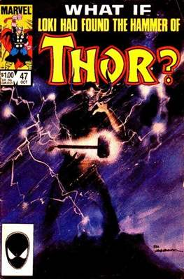 What If (Vol. 1 1977-1984) (Comic-Book) #47