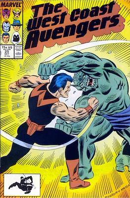 West Coast Avengers Vol. 2 (Comic-book. 1985 -1989) #25