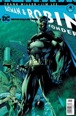 Batman & Robin, The Boy Wonder (Grapa) #4