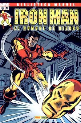 Biblioteca Marvel: Iron Man (2005-2008) (Rústica 160 pp) #10