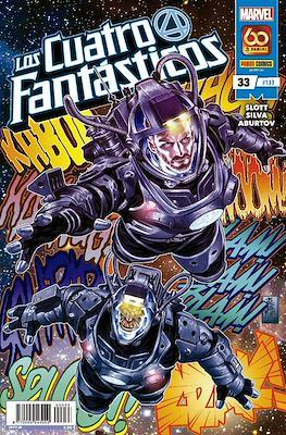 Los 4 Fantásticos / Los Cuatro Fantásticos Vol. 7 (2008-) (Grapa 24-48 pp) #133/33