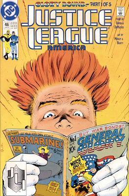 Justice League / Justice League International / Justice League America (1987-1996) (Comic-Book) #46