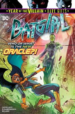 Batgirl Vol. 5 (2016-2020) (Comic Book) #38