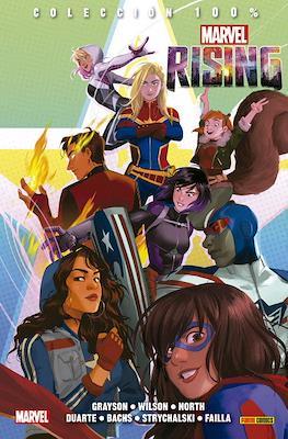 Marvel Rising. 100% Marvel (Rústica 176 pp) #