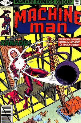 Machine Man Vol. 1 (Comic Book) #13