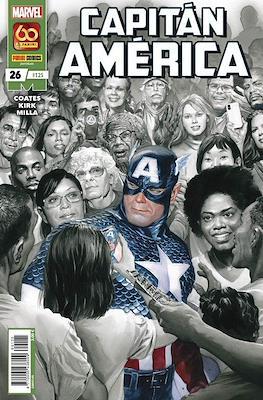 Capitán América Vol. 8 (2011-) (Grapa) #125/26