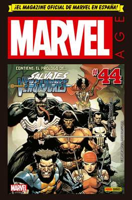 Marvel Age (2016-2019) (Grapa) #44