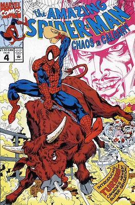 The Amazing Spider-Man: Drug Free Canada (Comic-book) #4