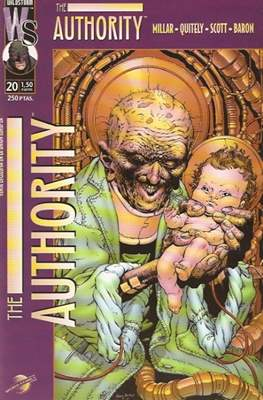 The Authority Vol. 1 (2000-2003) (Grapa 28 pp) #20