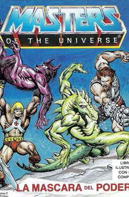 Masters of the Universe (Grapas.) #13