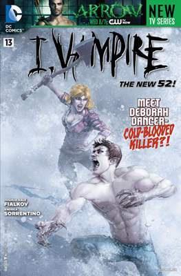 I, Vampire Vol. 1 (2011 - 2013) #13