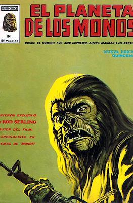 El planeta de los monos Vol. 2