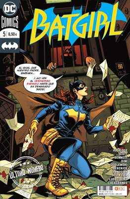 Batgirl. Renacimiento (Rústica 120 pp) #5