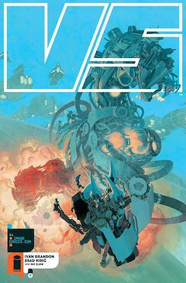 VS (Comic Book) #4