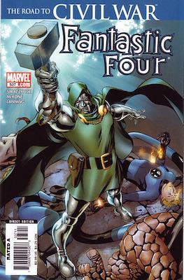 Fantastic Four Vol. 3 (1998-2012) (Comic Book) #537