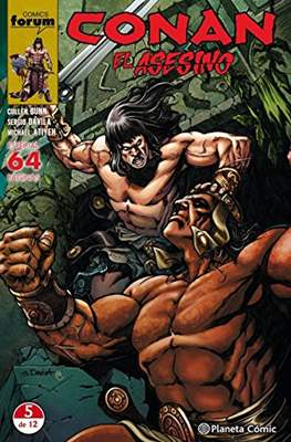Conan el Asesino (Grapa 64 pp) #5