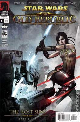 Star Wars - The Old Republic: The Lost Suns (2011) (Grapa) #1