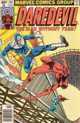 Daredevil Vol. 1 (1964-1998) (Comic Book) #161