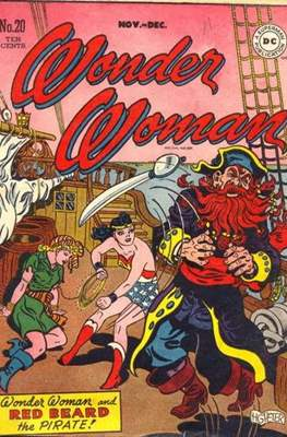 Wonder Woman Vol. 1 (1942-1986; 2020-) #20