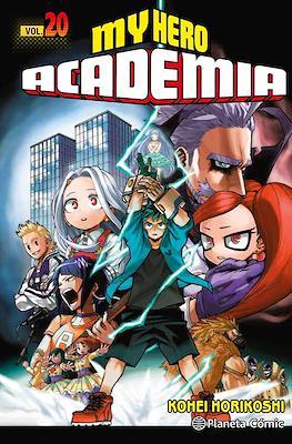 My Hero Academia (Rústica con sobrecubierta) #20