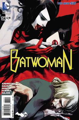 Batwoman Vol. 1 (2011-2015) (Comic-book) #34