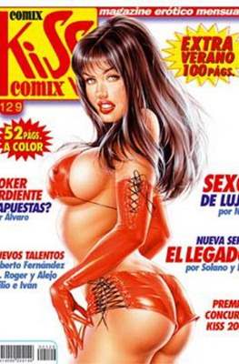 Kiss Comix #129