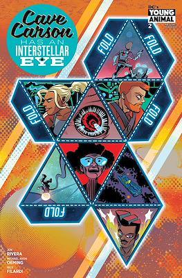 Cave Carson Has an Interstellar Eye (Comic Book) #2