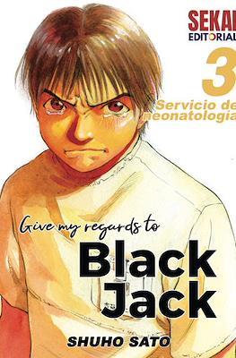 Give my regards to Black Jack (Rústica) #3