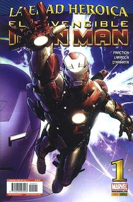 El Invencible Iron Man Vol. 2 (2011-)
