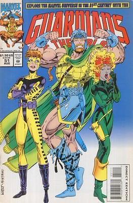 Guardians of the Galaxy Vol 1 (Comic Book) #51