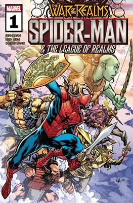 The War Of The Realms: Spider-Man & the League of Realms (Comic Book) #1