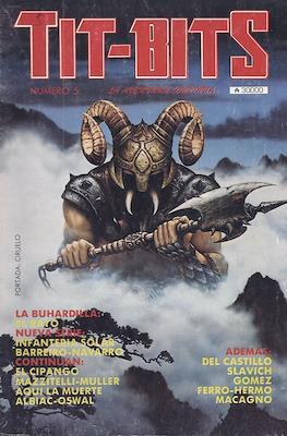 Tit-Bits La Aventura Continúa (Revista) #5
