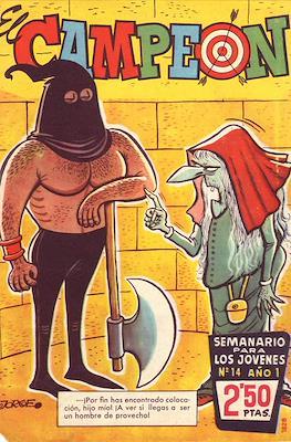 El Campeón (1960) (Grapa) #14