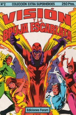 Colección Extra Superhéroes (1983-1985) (Rústica) #2