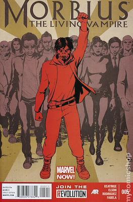 Morbius: The Living Vampire (Vol. 2 2013) (Comic Book) #5