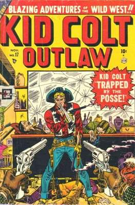 Kid Colt Outlaw Vol 1 #17