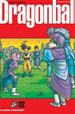 Dragon Ball - Ultimate Edition (Kanzenban) #32