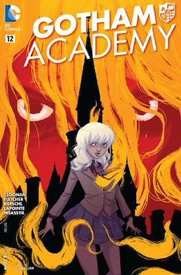 Gotham Academy (2014-2016) (Comic-Book) #12